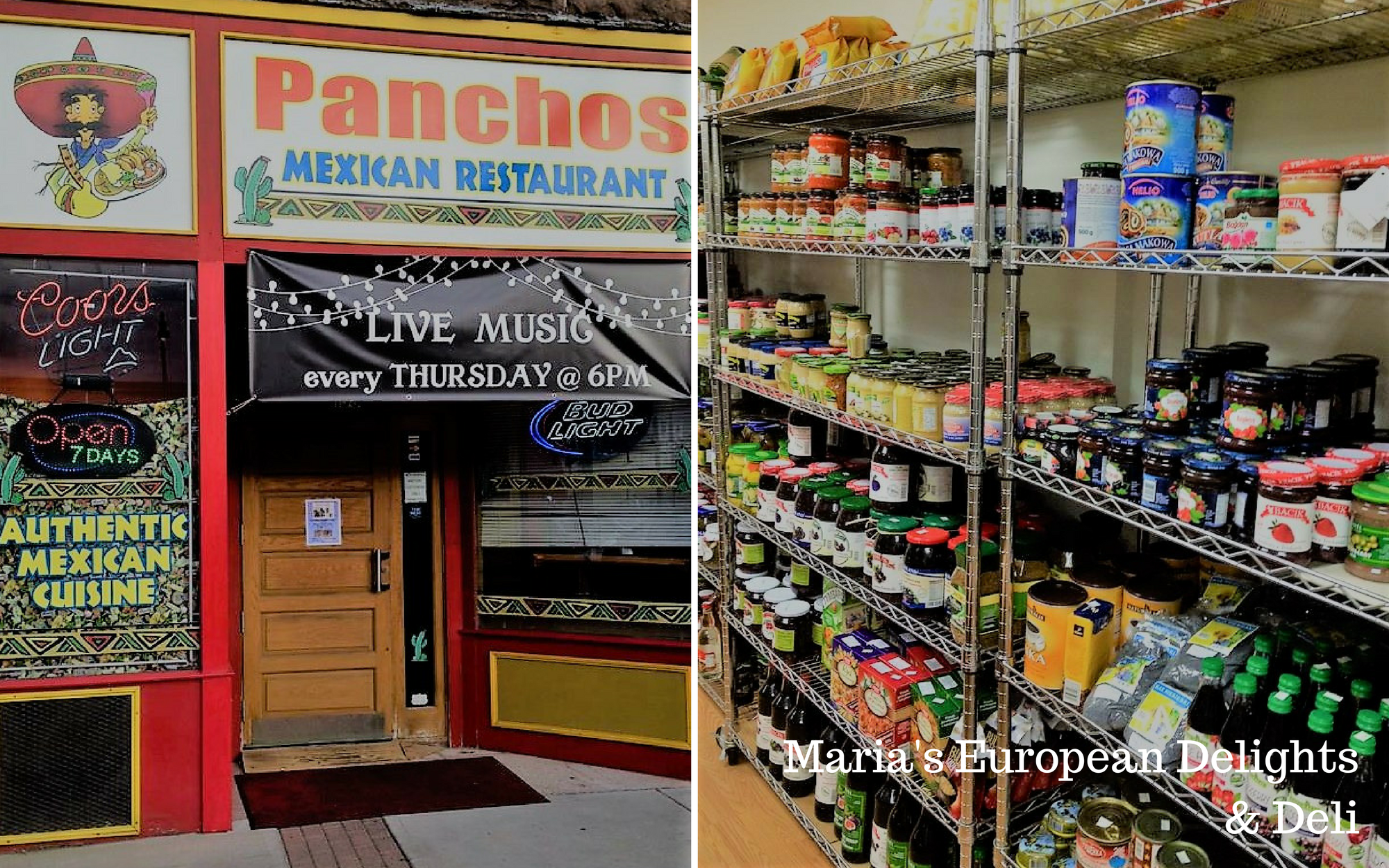 Dine Around the World in Downtown Pittsfield, MA. Part 2