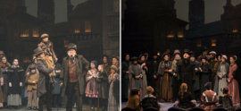 """Berkshire Theatre Group's  """"A Christmas Carol"""" in Downtown Pittsfield, MA"""