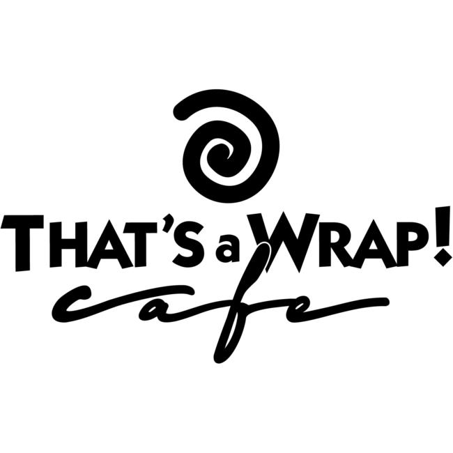 Thats a wrap cafe