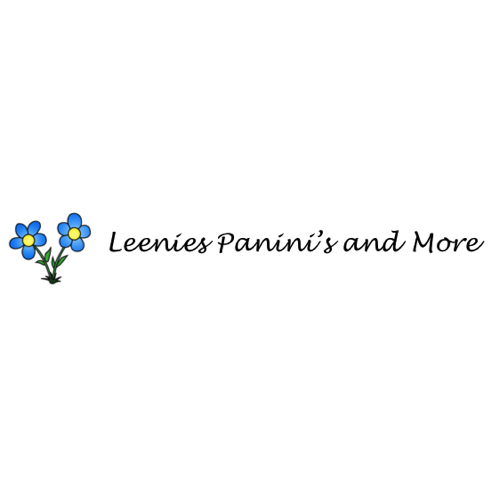 Leenie's Paninis and More Square Logo