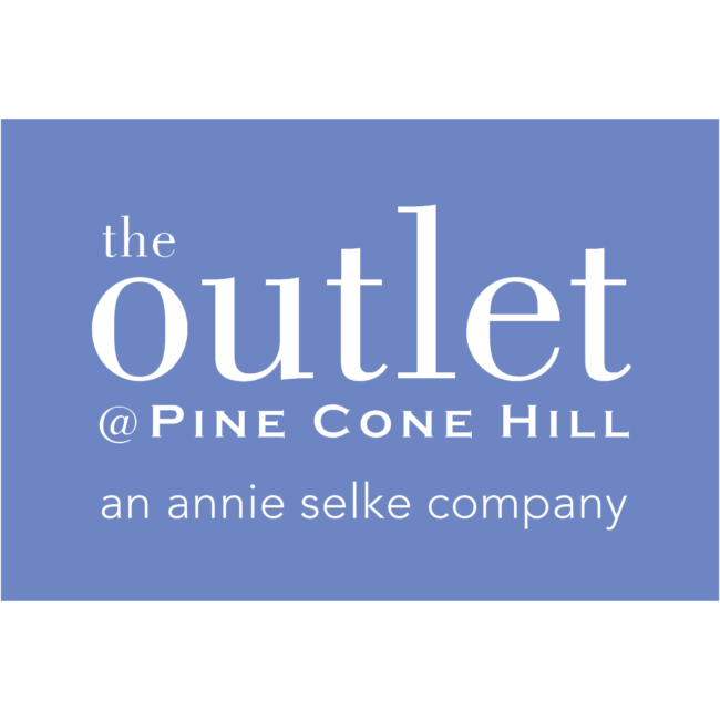 The outlet at pine cone hill