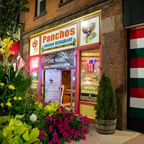Panchos Mexican Restaurant Pittsfield MA
