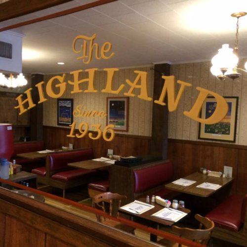 The Highland - Since 1936