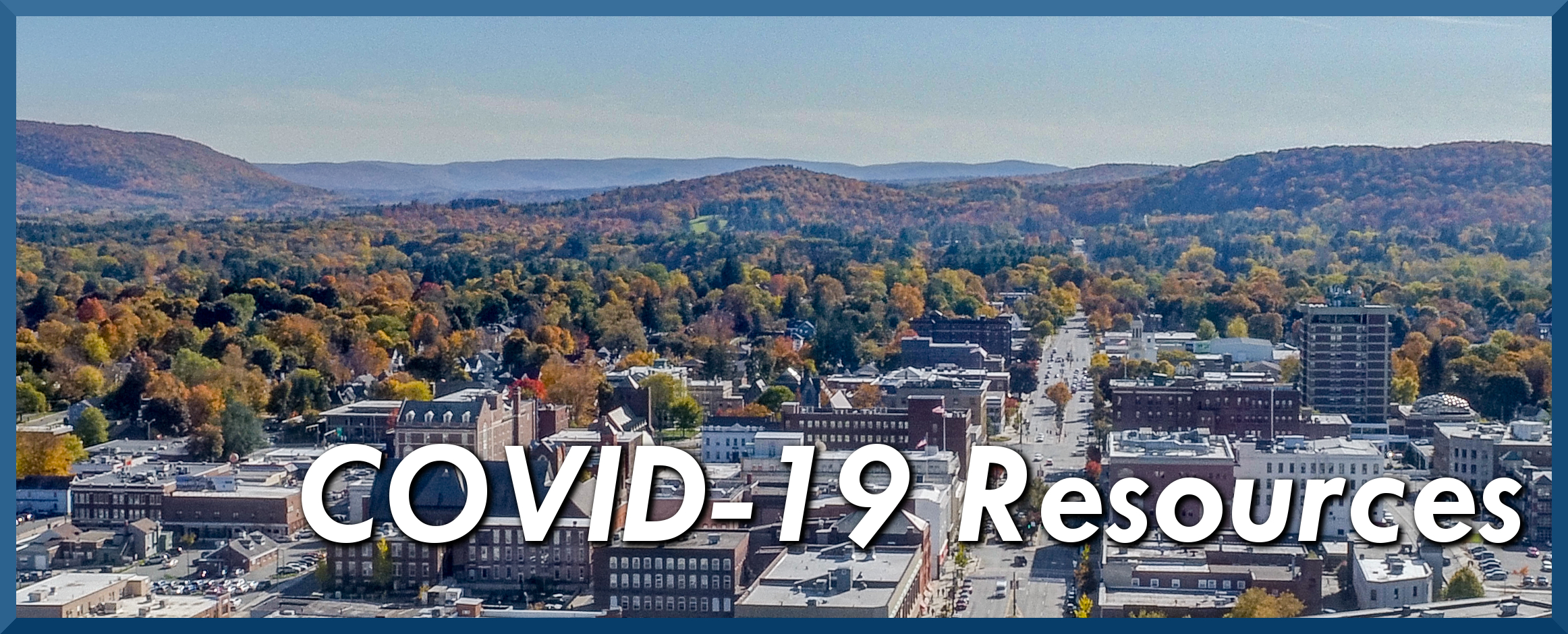 Downtown Pittsfield MA COVID-19 Resources
