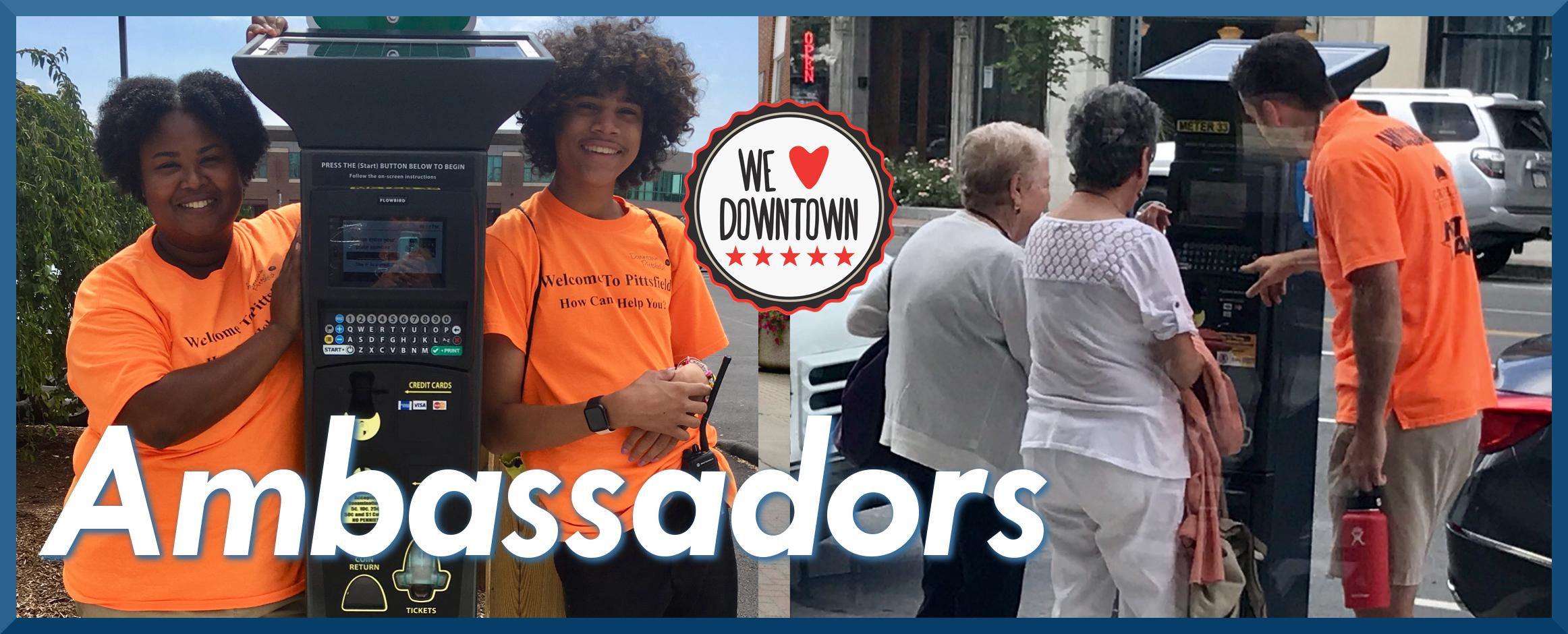 Downtown Pittsfield Ambassador Program Downtown Pittsfield, Inc.
