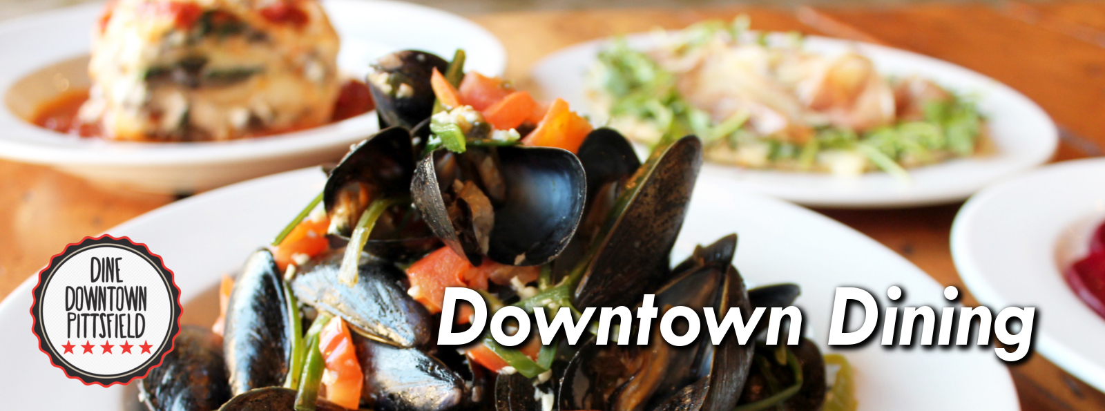 Downtown Pittsfield MA Dine Dining Restaurants