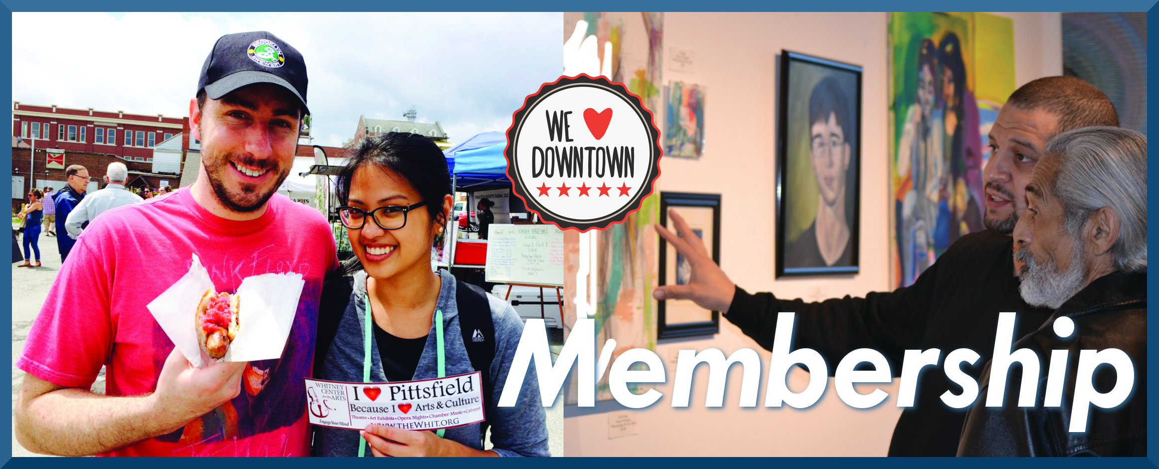 Downtown Pittsfield MA Downtown Pittsfield, Inc. Membership Become a Member