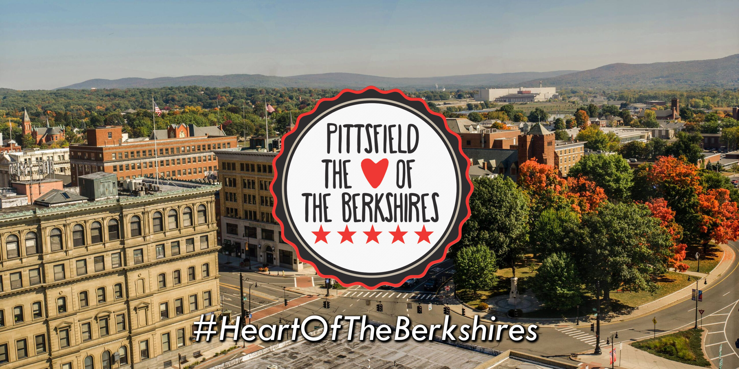 Downtown Pittsfield, Pittsfield MA Heart Of The Berkshires