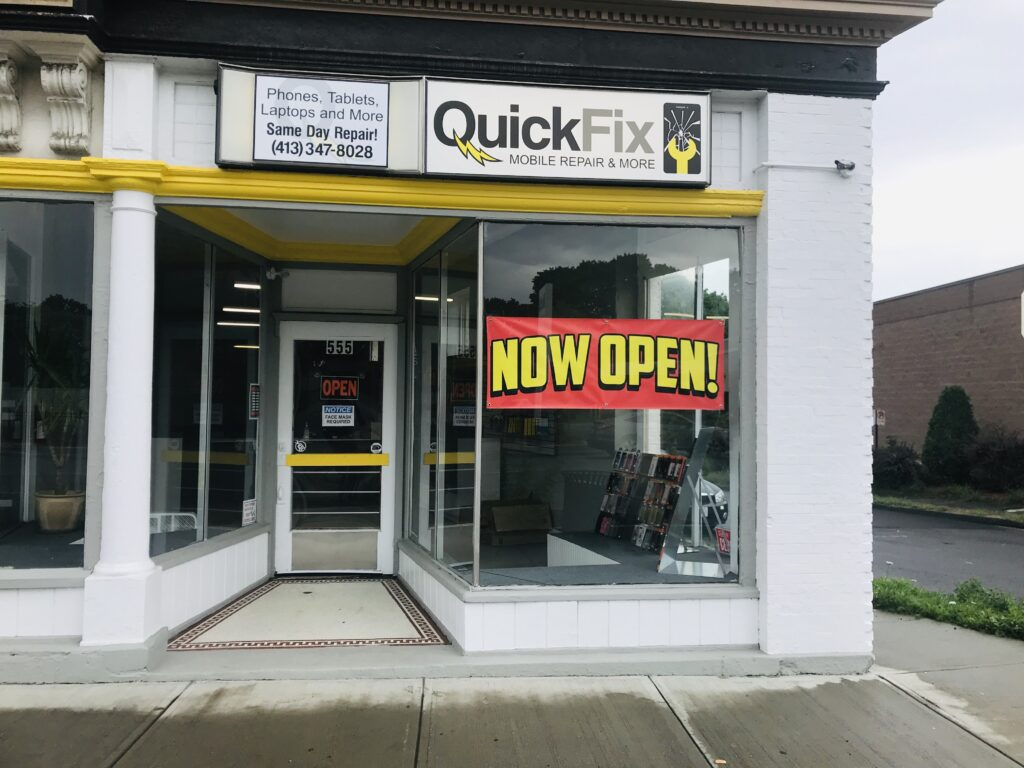 QuickFix Mobile Repair And More Pittsfield MA