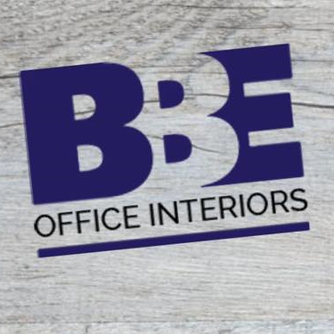 BBE Office Interiors Square Logo
