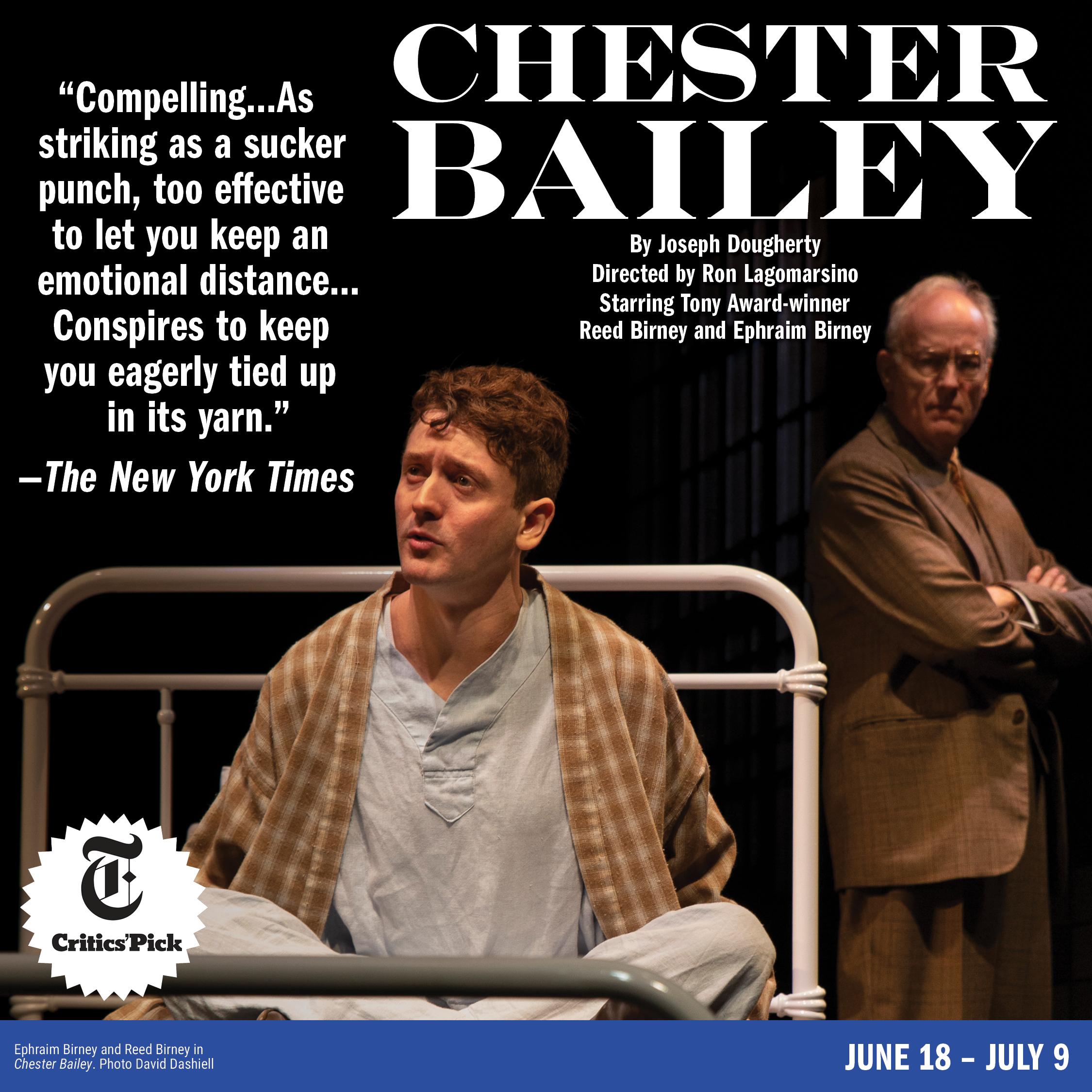 Chester Bailey Barrington Stage Company