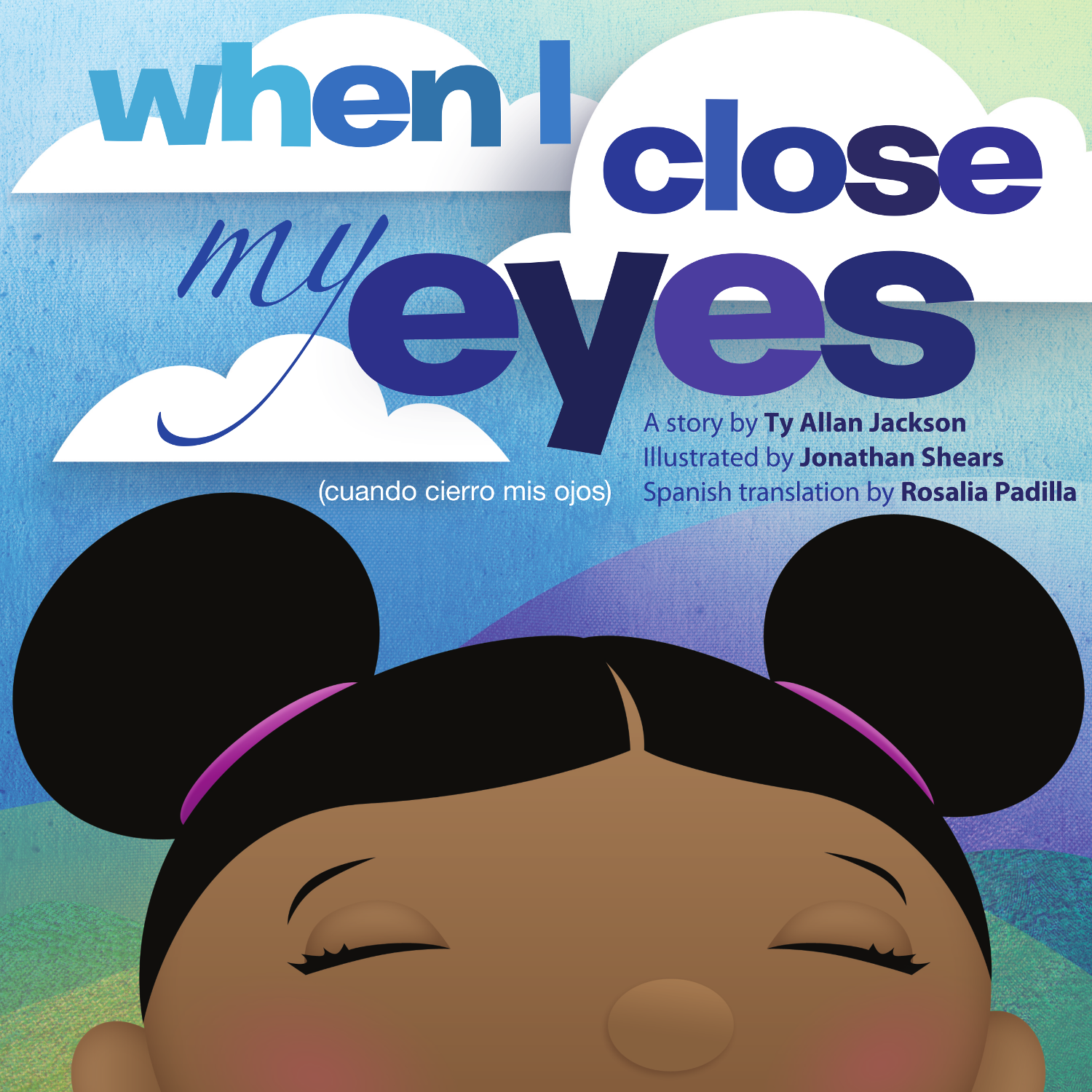 """Ty Allan Jackson's """"When I Close My Eyes"""" Downtown Pittsfield StoryWalk®"""