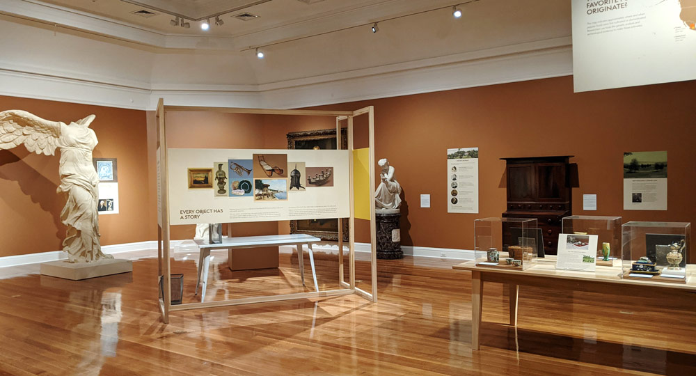 The Berkshire Museum's second-floor galleries and Crane Room reopened in August with brand new exhibitions, new programming spaces, and improved amenities.