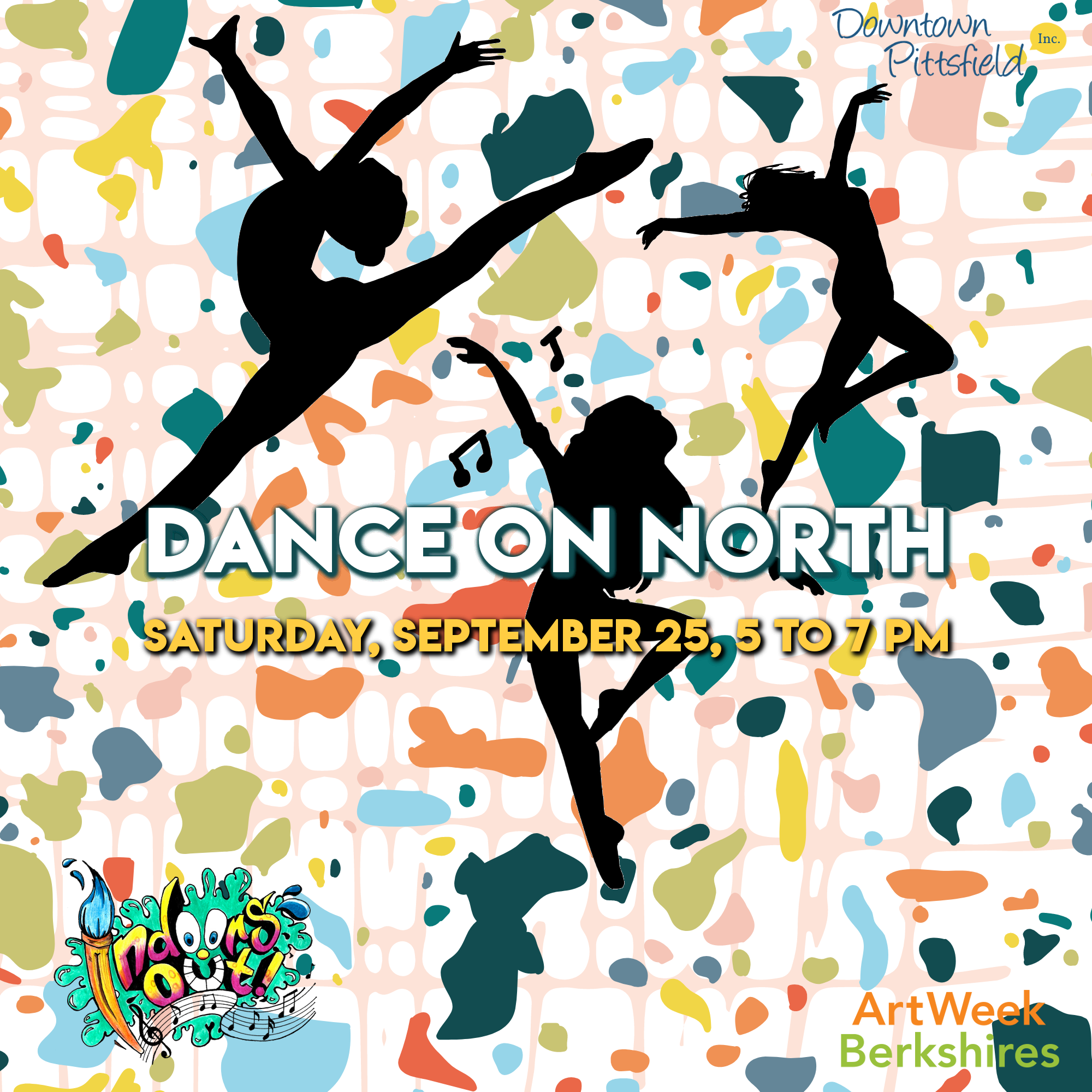 Indoors Out! Dance on North, Pittsfield MA