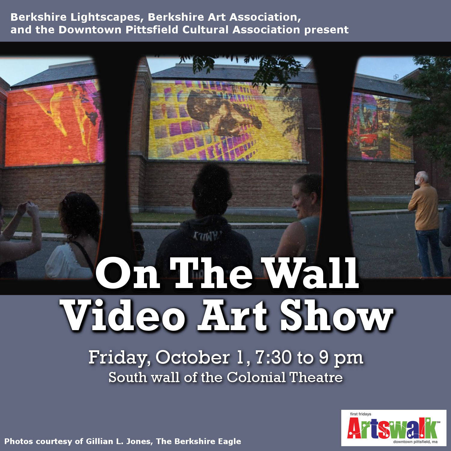 On the Wall Video Show. Oct1